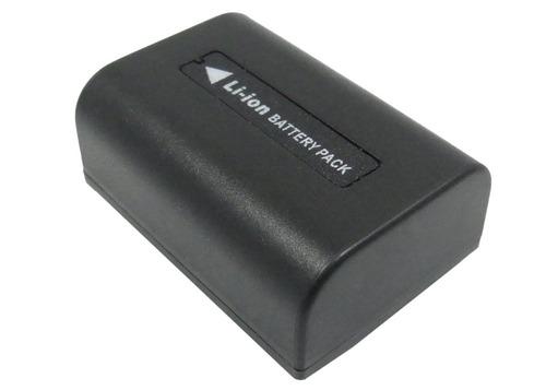 bateria sony np-fv50 dcr-dvd510e / dcrdvd510e / dvd510e