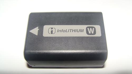 bateria sony np-fw50 nueva