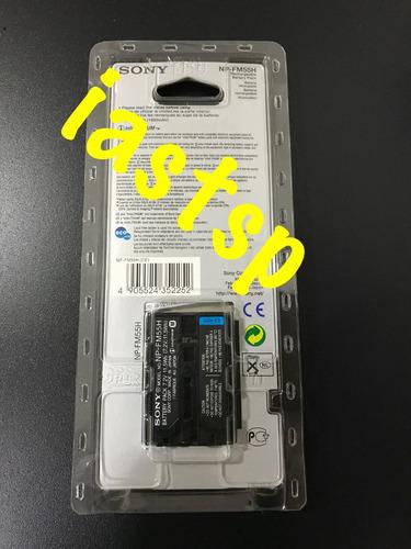bateria sony original np-fm55h dslr-a100 dslr-a100k