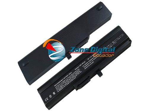bateria sony vaio vgn-tx (vgp-bps5) 6 celdas / 7800 mah