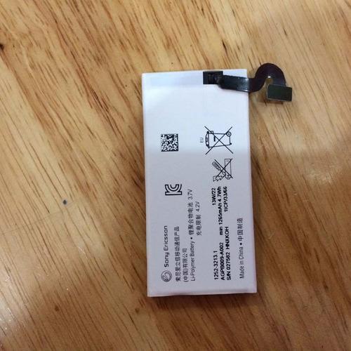 bateria sony xperia sola mt27i   p lt22i    go st27i origina
