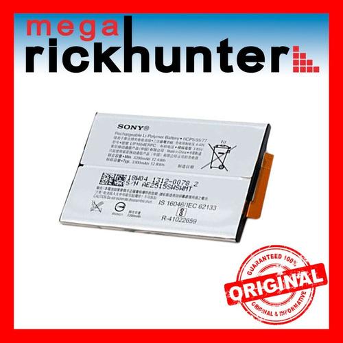 batería sony xperia xa2 original nuevo megarickhunter