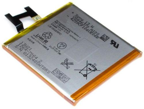 bateria sony xperia z z1 z2 z3 z4 z5 m2 m4 m5 e4 g c4 c5 min