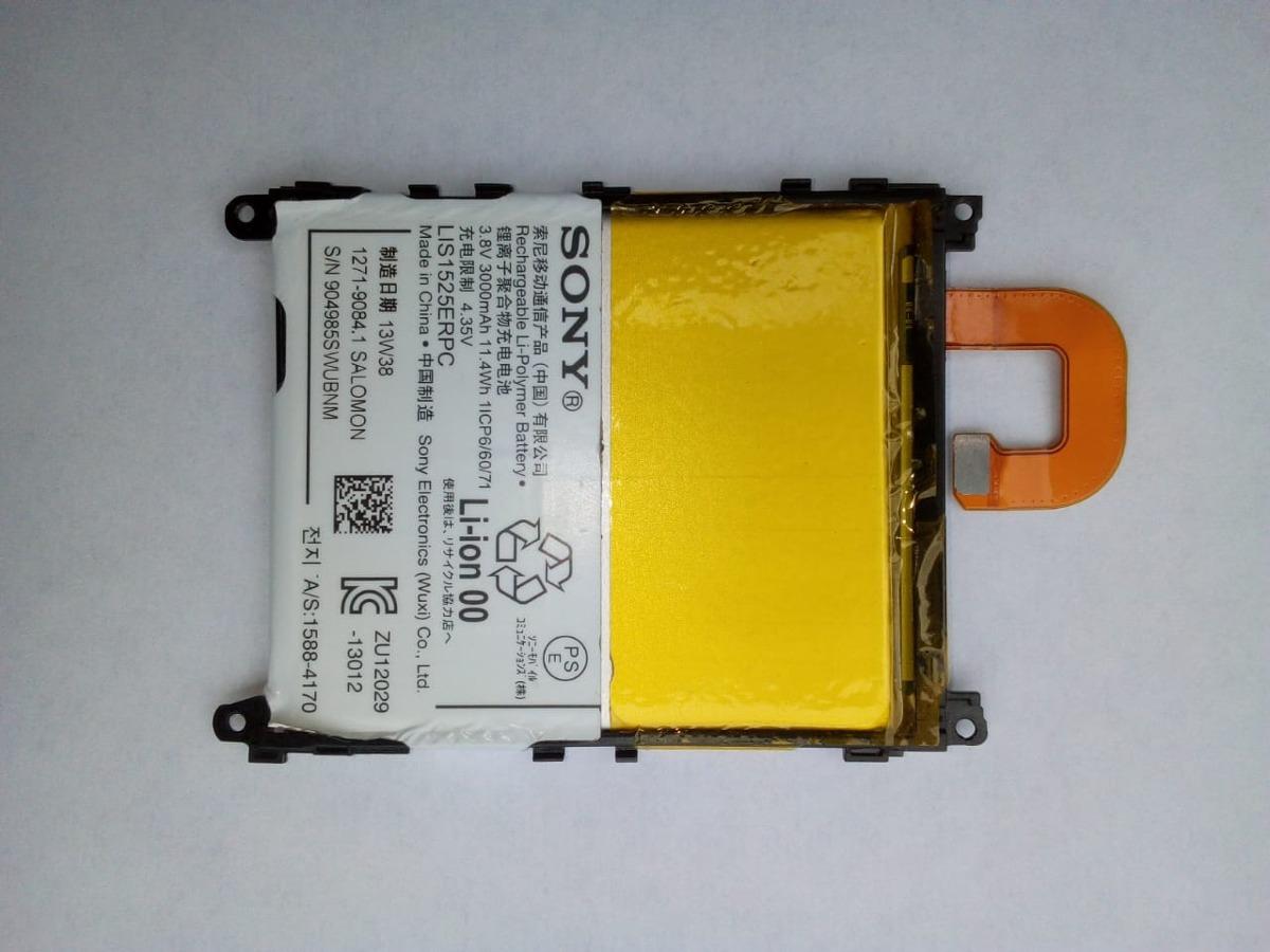 Bateria Sony Xperia Z1 13000 En Mercado Libre Baterai Lis152erpc Cargando Zoom