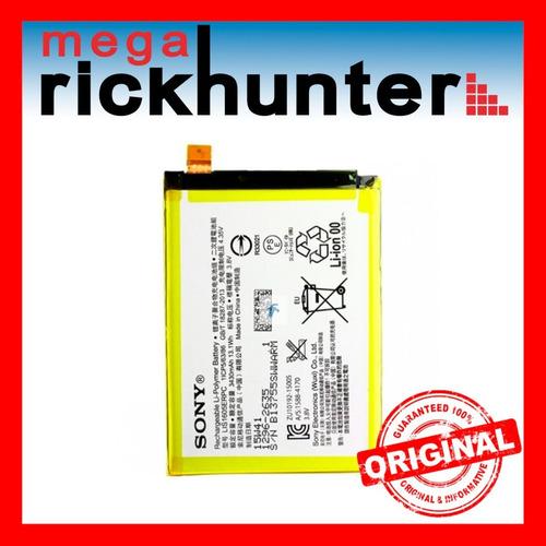 batería sony xperia z5 premium original nuevo megarickhunter