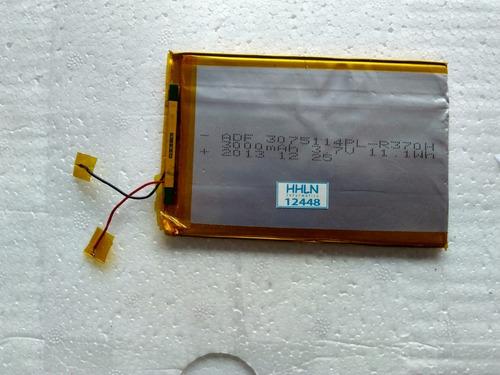 bateria tablet adf 3075114pl-r370h 3000mah 3,7v 12448