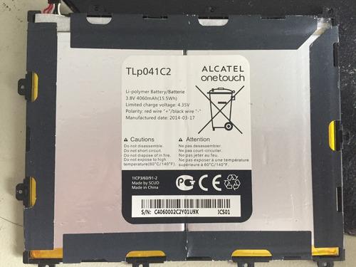 bateria tablet alcatel onetouch pop 8 y tapa tracera