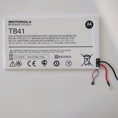 bateria tablet motorola xoom 1 tb41 mz605 3900mah qualidade