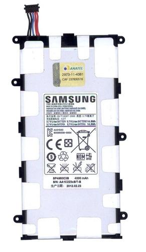 bateria tablet samsung tab 7.0 gt-p3113 p6200 p6201 sgh-t869