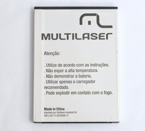 bateria tablet smartphone multilaser m5 nb049 ! btn0332