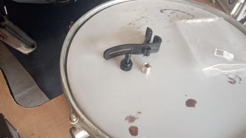 bateria tambores clamp holder para microfono