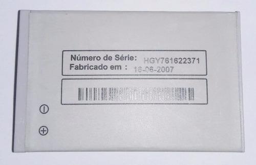 bateria telefone huawei hbc80s u1250 c2285 c2288 u1270-novo