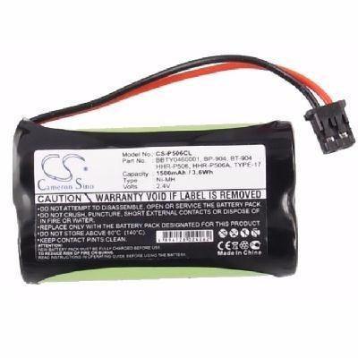 bateria telefono inalambrico hhr-p506 panasonic kx-tg2000