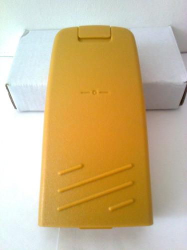 batería topcon 3 pin bt52q topografia prisma estacion total