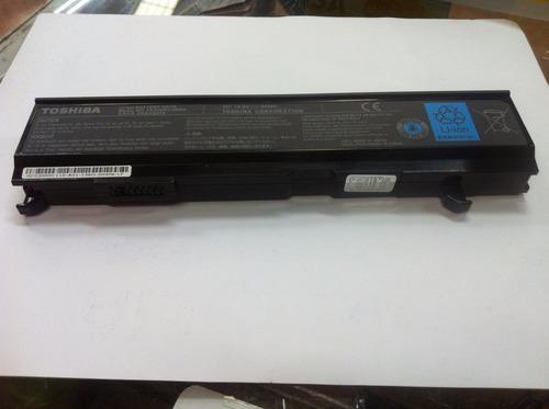 bateria toshiba original a105 a100 m45 m40 a80 tecra pa3399u