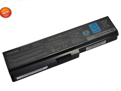 bateria toshiba original   satellite l655-s5065