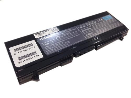 bateria toshiba satellite 5205 - l18650-9ts