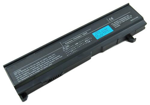 bateria toshiba satellite a100-163 m105-s3041 6 celdas