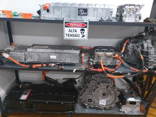 bateria toyota prius híbrido / lexus híbrido (manutenção)