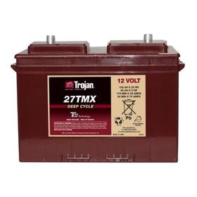 Batería Trojan 27tmx 12v 105ah Nautica, Solar,ciclo Profundo
