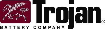 batería trojan t-105 6 volts 225 ah  p/carro de golf , solar