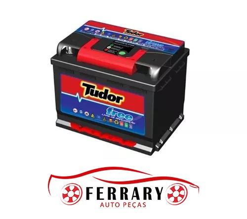 bateria tudor 55 ah - com troca na loja