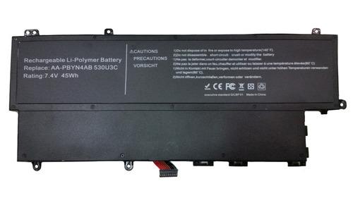 bateria ultrabook samsung np530u3b np530 aa-pbyn4ab