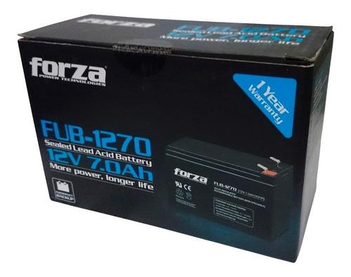 bateria ups 12v 7ah alarma cercos seca forza cdp tripp apc