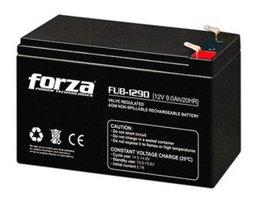 bateria ups 12v 9ah alarma cerco seca sellada cdp apc forza