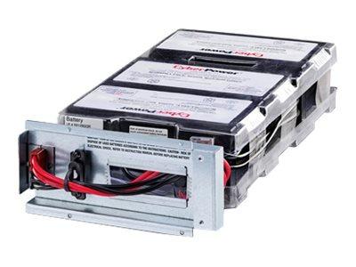 batería ups cyberpower rb1290x3r p/cyberpower bp36v60art2u