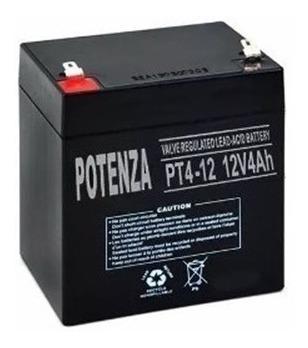 bateria ups moto 12v 4.5 amp ponteza lampara emergencia 8694