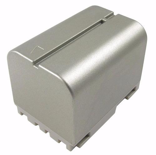 batería videocamara para jvc trabaja con jvc gr-d, gr-dvl se