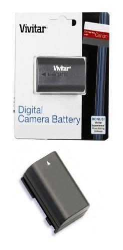 batería vivitar p/canon dc310 dc320 dc330 dc410 dc420