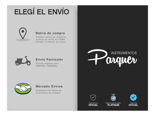 bateria voyage - viajera - travel parquer cod.10005crd/blu