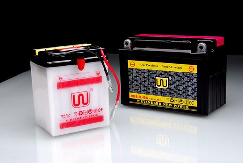 bateria w standard ytx7a-bs zanella rx styler - sti motos