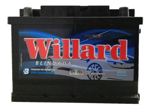 bateria willard 12x85 izquierda envio a capital  sin cargo