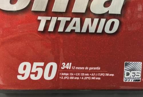 bateria willard 34i-950 chevrolet optra 1.6 / 1.8l