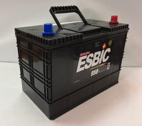 bateria willard esbic 27d-950 garantia 12 meses