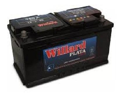 bateria willard ub980 90ah sprinter mercedes bmw audi ducato