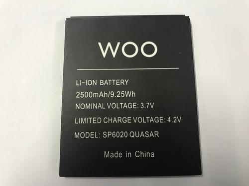 bateria woo quasar sp6020 (no es compatible con sp6040)