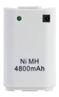 bateria xbox360 recargable