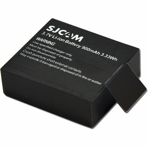 bateria y dock sjcam recargable lithio camara sj4000 sj5000