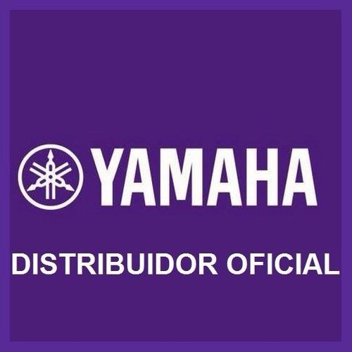 bateria yamaha gigmaker - 5 cuerpos + 4 fierros - en palermo