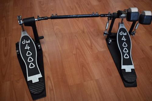 batería yamaha gigmaker; platillos zht; doble pedal dw4000
