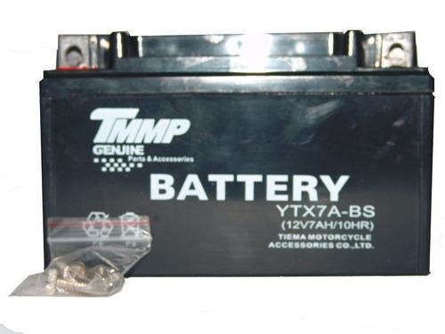 bateria ytx7a-bs positivo a la derecha  100% gel