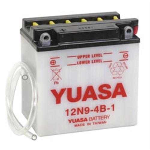 bateria yuasa 12n7-4a  - tamburrino hnos.