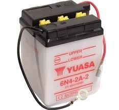 bateria yuasa 6n4-2a a/c - tamburrino hnos.