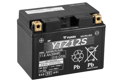 bateria yuasa ytz12s cbr1100xx nc700x shadow 750 tenere 1200