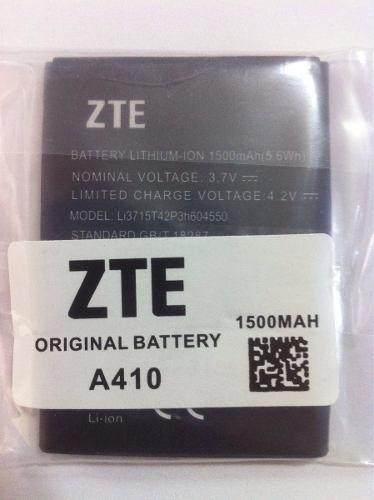 bateria zte blade a410 a110 nueva y original tienda fisica