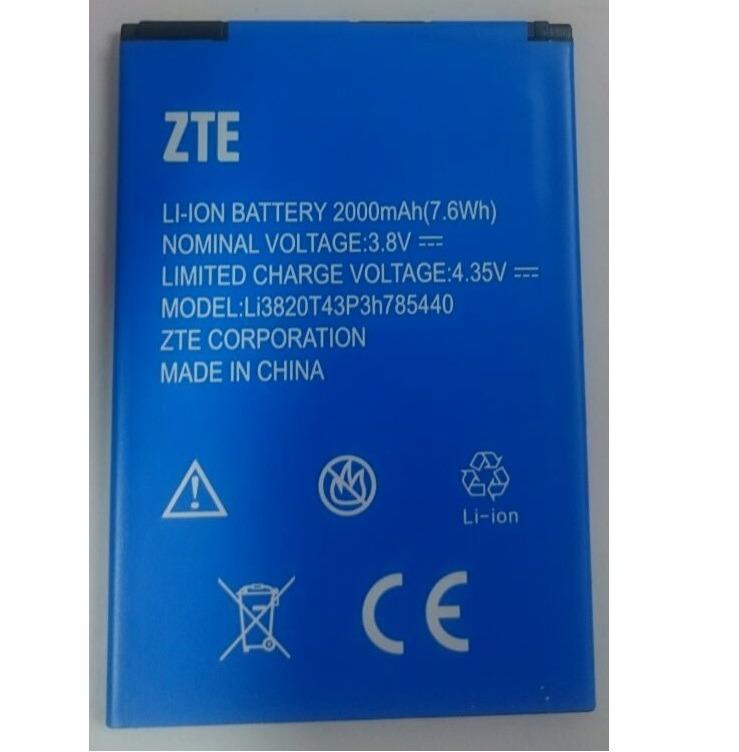 Bater U00eda Zte Blade L2 Plus Original Li3820t43p3h785440